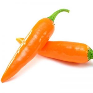 orange paprika chilli